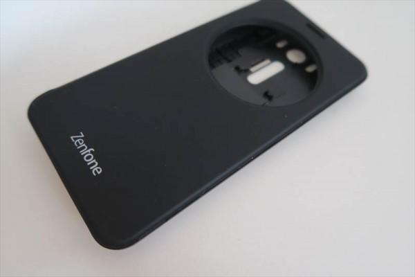 ZenFone2 Laserに専用View Flip Cover