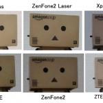 ZenFone2 Laser 実際のカメラ性能と片手操作について