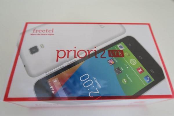 freetel priori2 LTE