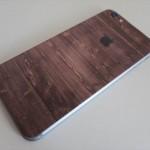 ウォールステッカー.comのスマホ用スキンシールがおすすめ!iPhone6Plusに貼ってみたよ