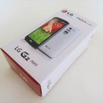「LG G2 mini LG-D620J」を購入したので開封の儀と簡単な使用感