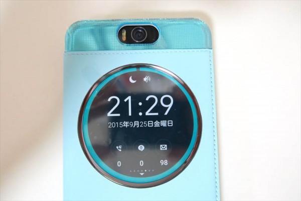 ASUS ZenFone Selfie(ZD551KL) 専用カバー「MyView Cover」
