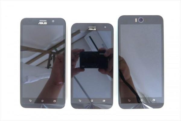 ZenFone 3モデル