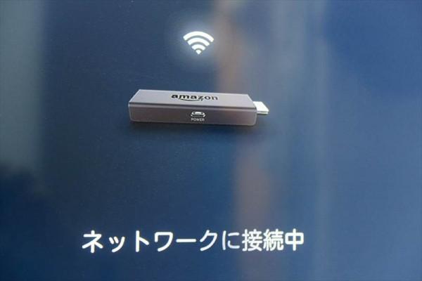 amazonから「Fire TV Stick」