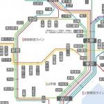 格安SIM 速度 山手線・総武線・中央線の実施カ所の一覧【都度更新】