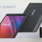 SIMフリータブレットでau回線の格安SIM(MVNO)を使いたいならASUS ZenPad8.0(Z380KL)がおすすめ