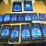 2016年6月版・格安SIM(MVNO)及びMNO大手19社22プランの通信速度比較のまとめ&おすすめ格安SIM