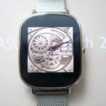 ASUS ZenWatch2(WI502Q-SL04) 開封の儀と使用レポート&感想、そしてラインナップの紹介