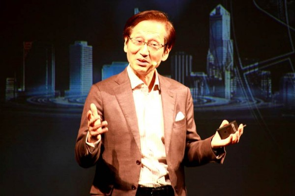 ASUS ジョニー・シー会長