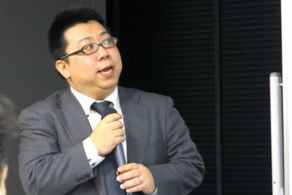 MMD研究所(MMD Labo株式会社)の吉本浩司氏