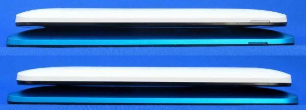 ZenFone GoとZenFone2 Laser