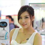 ASUS 新コンセプトモデルの家庭用ロボット「Zenbo」が結構可愛い!