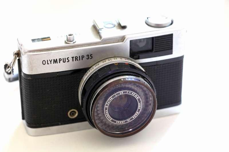 オリンパス TRIP35