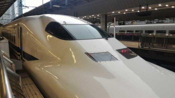 新幹線 こだま