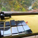 富山県の黒部峡谷鉄道付近で格安SIM9プランの速度を計測してきた。欅平や祖母谷温泉でも格安SIMは使えるか?