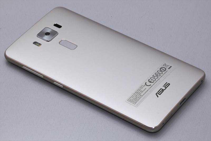 ZenFone3 Deluxe 5.5インチモデル
